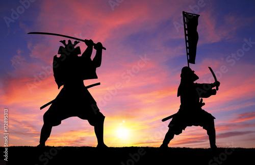侍騎馬武者戦国時代 Adobe Stock でこのストックイラストを購入し