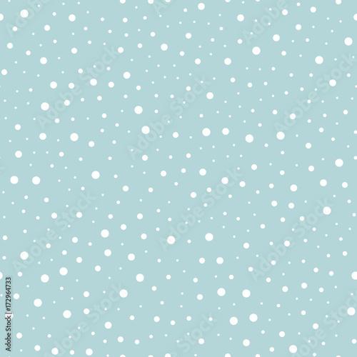 opad-sniegu-wektor-wzor
