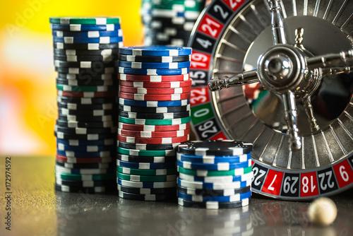 Casino Concept плакат
