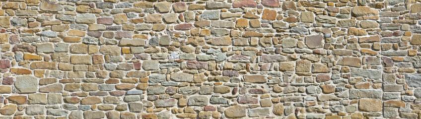 Panel Szklany Minimalistyczny alte Natursteinmauer