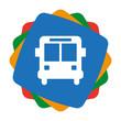 App Icon bunt - Bus
