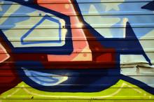 Background Image With Graffiti...