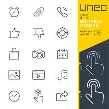 Lineo Editable Stroke - Interf...