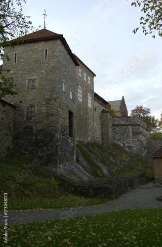 Photo  Zamek Akershus w Oslo