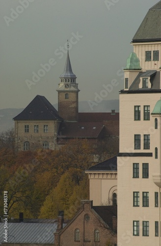 Photo  Oslo - zamek Akershus