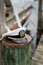 Military Naval Officer's Lid O...
