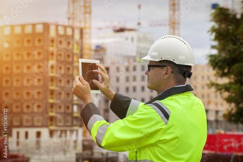 Fotografia  Construction engineer