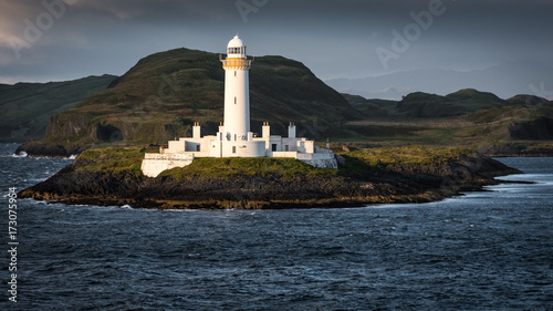 Eilean Musdile Lighthouse Canvas-taulu