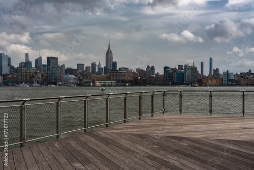 Foto op Aluminium New York View of Midtown Manhattan from Hoboken