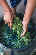Making Indigo Cream