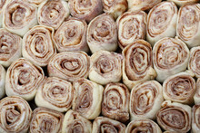 Unbaked Cinnamon Rolls