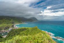 A Beautiful View Of Taiwan Coa...