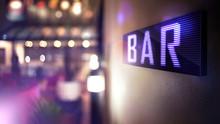 LED Display - Bar Signage