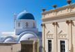 Kirche Santorini Griechenland