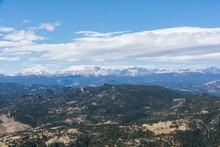 Flatirons Boulder Colorado Tra...