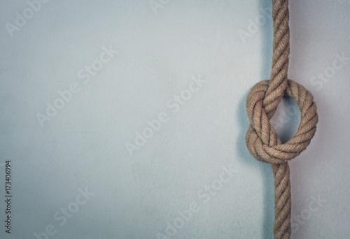 Poster Oceanië Rope