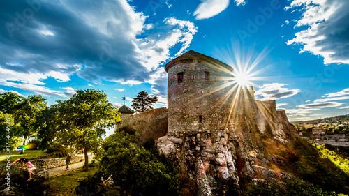 Old Castle in Rijeka Croatia