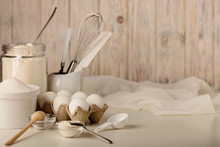 Kitchen Utensils And Tools For...