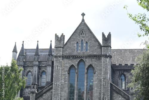 Obraz na dibondzie (fotoboard) Kościół św Patryka dublin