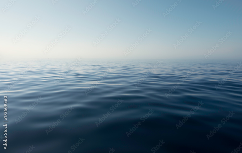 Fototapety, obrazy: Quiet sea