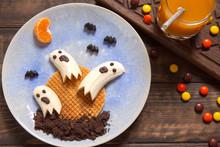 Scary Halloween Food Edible Ba...