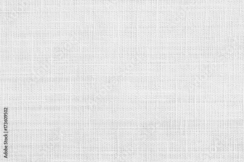 White jute hessian sackcloth canvas sack cloth woven texture pattern background Billede på lærred