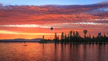 Canberra Balloon Spectacular 1