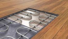 Underfloor Heating System Unde...