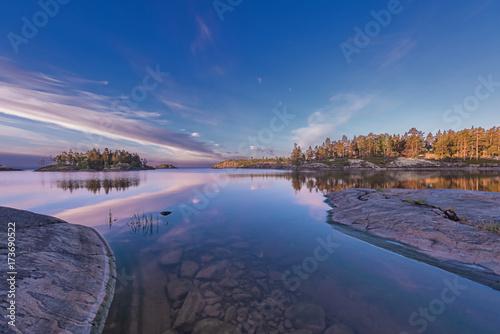 Valokuva  Ladoga blues