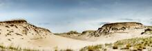 Lithuanian Dunes Panoramic Views