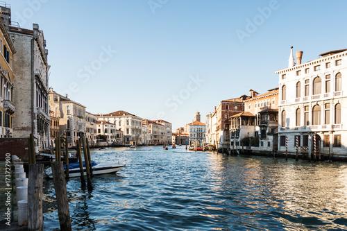 Plakat Kanał Wenecki
