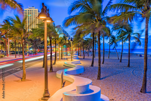 Cadres-photo bureau Etats-Unis Fort Lauderdale Beach Florida