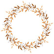 Autumn & Halloween Wreath