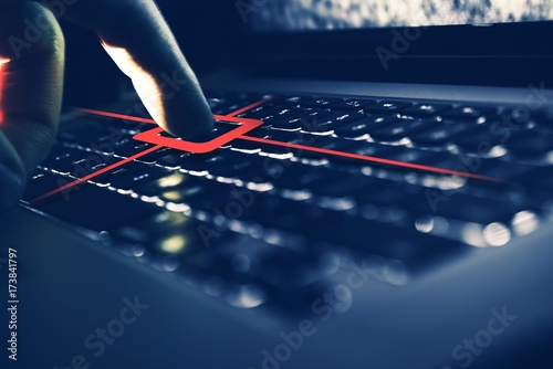 Fotomural  Keylogger Computer Spy