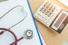 Health Care Costs Concept Pict...