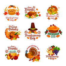 Thanksgiving Day Autumn Holida...