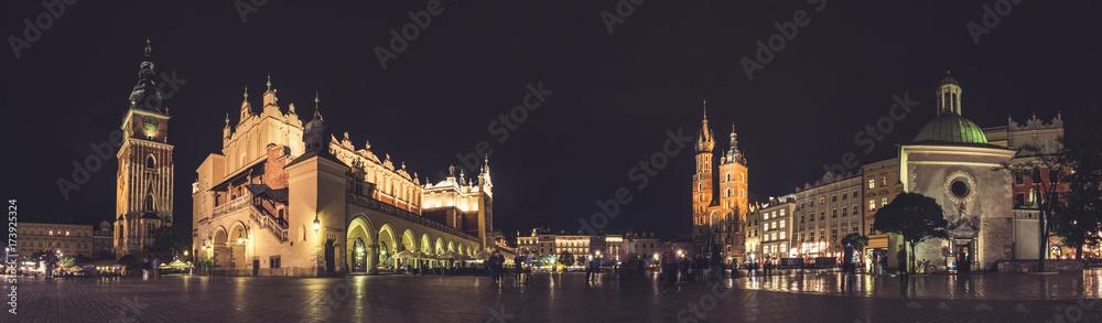 Fototapety, obrazy: Rynek Główny V