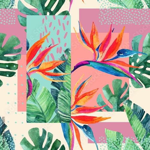 tropikalny-kolorowy-wzor