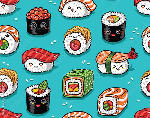 sushi-i-sashimi-szwu-w-stylu-kawaii-wektor