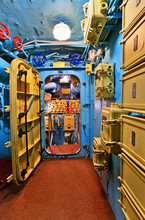 Russian Submarine View From Th...