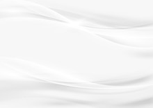 Abstract Modern Grey Soft Futu...