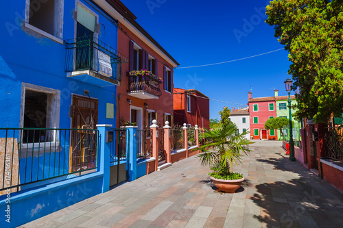 Foto op Aluminium Cyprus Burano village - Venice Italy