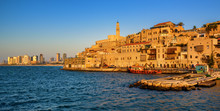 Jaffa Old Town And Tel Aviv Sk...