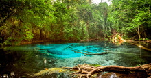 Emerald Pool Or Tha Pom Klong ...