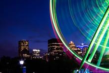 Golden Hour Skyline Montreal