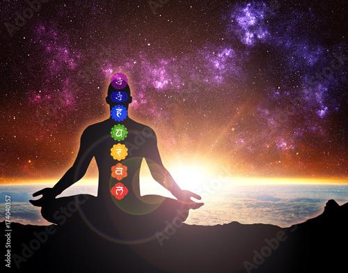 Photo  Meditation space