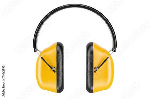 Valokuva  Standard Ear Defenders, 3D rendering