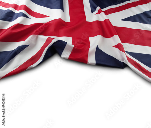 Canvas Print Union Jack flag