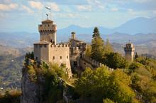 Castello A San Marino - Repubblica Di San Marino