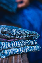 Traditional Indigo Fabrics